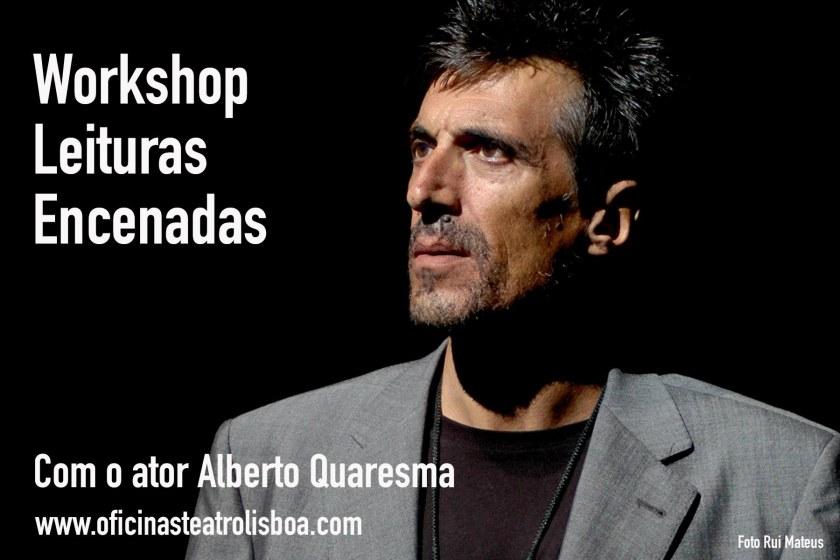 Alberto quaresma_Leituras encenadas