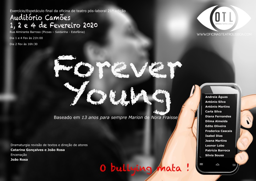 Forever Young_cartaz